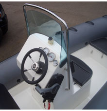Helm LH Console